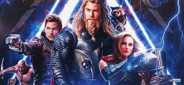 Thor Love and Thunder Production