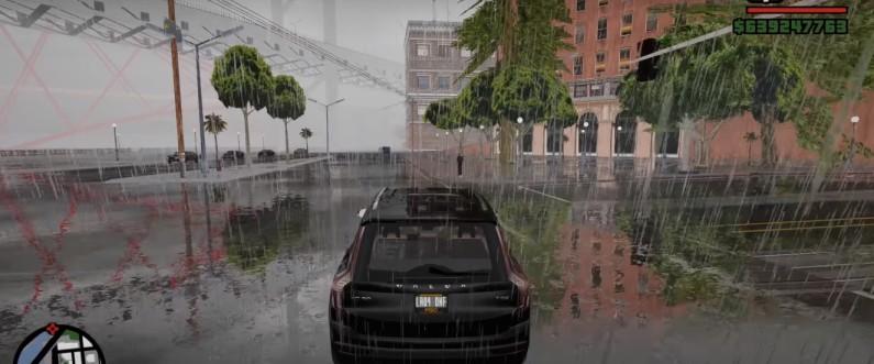 GTA San Andreas Remastered