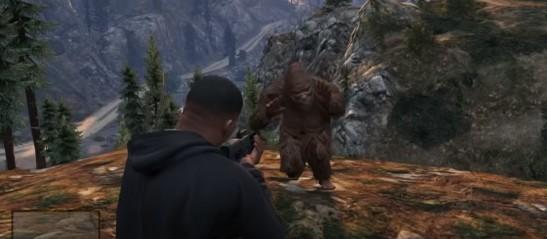 Bigfoot GTA 5