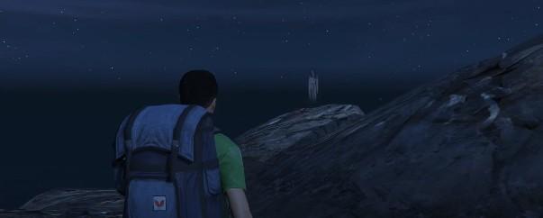 Ghost of Jolene Cranley GTA 5