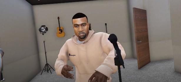 "GTA 5 ""Kanye West"""
