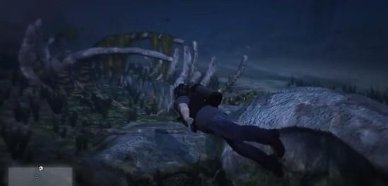 Mysterious giant Bones GTA 5