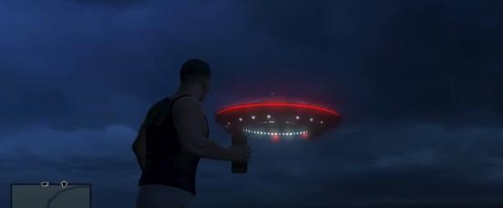 UFOs in GTA 5