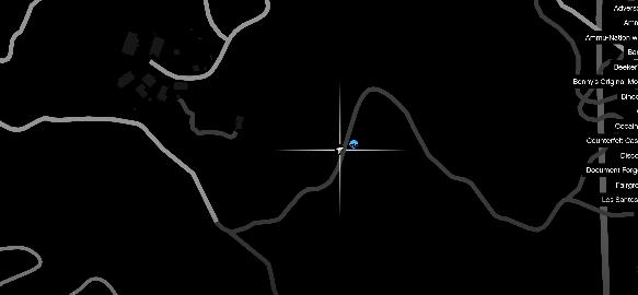 GTA 5 Online Rare Car Locations Map