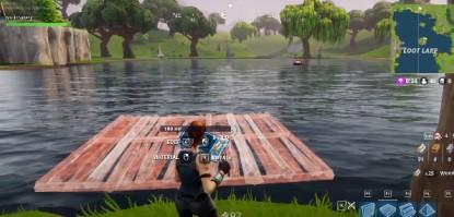 LOOT LAKE