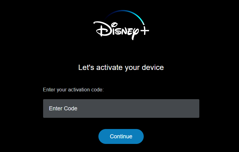 Disneyplus.com Login/Begin